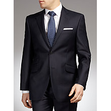 Buy John Lewis Lilac Stripe Suit, Navy Online at johnlewis.com