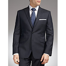 Buy John Lewis Grid Check Tailored Suit, Blue Online at johnlewis.com