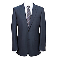 Buy Chester by Chester Barrie Mohair Wool Suit Jacket, Blue Online at johnlewis.com