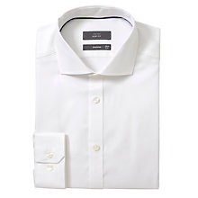 Buy John Lewis Twill Wide Spread Collar XS Sleeves Shirt Online at johnlewis.com