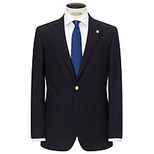 Buy Chester by Chester Barrie Single Breasted Blazer, Navy Online at johnlewis.com