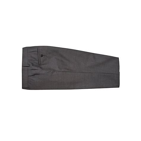 Buy CK Calvin Klein Plain Suit, Charcoal Online at johnlewis.com