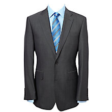 Buy Chester by Chester Barrie Mohair Wool Suit Jacket, Charcoal Online at johnlewis.com
