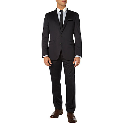 Buy West End By Simon Carter Slim Fit Suit Jacket, Navy Online at johnlewis.com