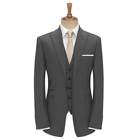 Buy John Lewis Tailored Fit Wool Dress Suit Jacket Online at johnlewis.com