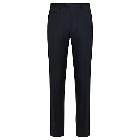 Buy John Lewis Slim Fit Prom Suit Trousers, Navy Online at johnlewis.com