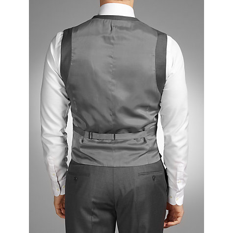 Buy John Lewis Tailored Fit Wool Dress Suit Waistcoat Online at johnlewis.com