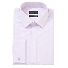 Buy John Lewis Jacquard Rose Shirt Online at johnlewis.com
