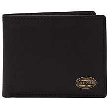 Buy Fossil Estate Leather Pass Holder Online at johnlewis.com