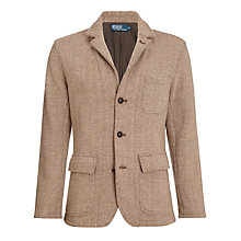 Buy Polo Ralph Lauren Tweed Blazer Online at johnlewis.com