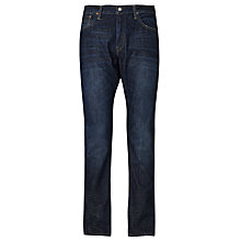 Buy Polo Ralph Lauren Straight Fit Jeans, Indigo Blue Online at johnlewis.com