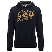 Buy G-Star Nashville Hoodie, Python Online at johnlewis.com