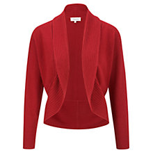 Buy Viyella Angora Blend Shrug, Red Online at johnlewis.com