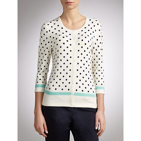 Buy COLLECTION by John Lewis Angelina Cardigan, Multi Online at johnlewis.com