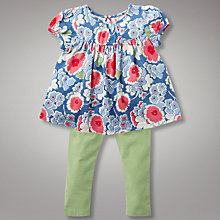 Buy John Lewis Flower Top and Trouser Set Online at johnlewis.com