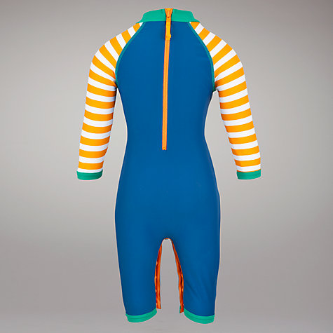 Buy John Lewis Crocodile Sun Pro Suit, Blue/Multi Online at johnlewis.com