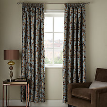 Buy John Lewis Beech Leaf Pencil Pleat Curtains Online at johnlewis.com