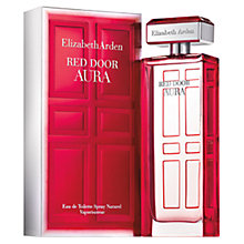 Buy Elizabeth Arden Red Door Aura Eau de Toilette Online at johnlewis.com