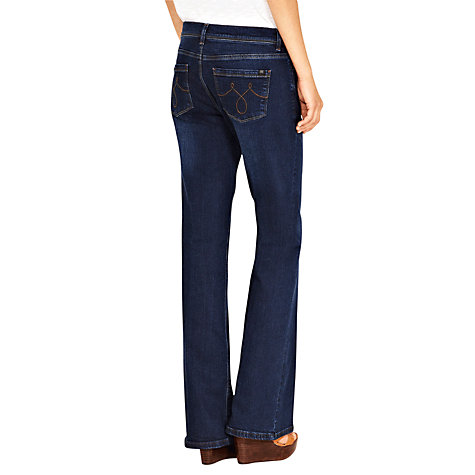 Buy Oasis Mid Wash Scarlet Jeans Online at johnlewis.com