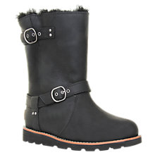 Buy UGG Noira Leather Ankle Boots Online at johnlewis.com