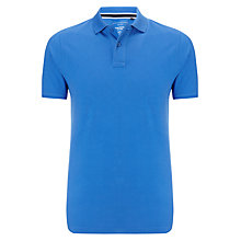 Buy John Lewis Organic Pique Polo Shirt Online at johnlewis.com