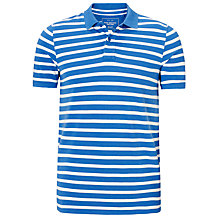 Buy John Lewis Organic Breton Stripe Polo Shirt Online at johnlewis.com