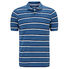 Buy John Lewis Organic Bold Stripe Polo Shirt Online at johnlewis.com