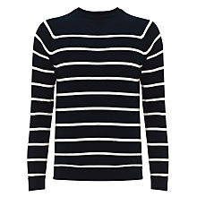 Buy Kin by John Lewis Cotton Stripe Sweatshirt Online at johnlewis.com