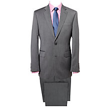 Buy Chester by Chester Barrie Herringbone Wool Suit, Charcoal Online at johnlewis.com