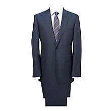 Buy Chester by Chester Barrie Mohair Wool Suit, Blue Online at johnlewis.com