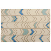 Buy John Lewis Chevrons Rug Online at johnlewis.com