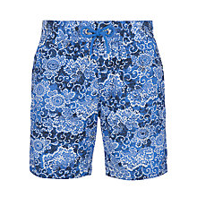 Buy John Lewis Archive Print Kimono Swim Shorts Online at johnlewis.com