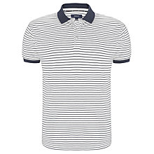 Buy Gant Bret Fine Stripe Polo Shirt Online at johnlewis.com