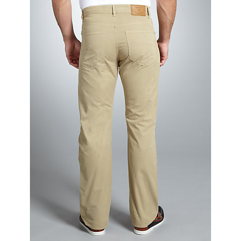 Buy Gant Canyon Canvas Jeans Online at johnlewis.com