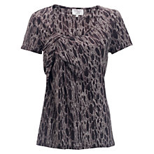 Buy allegra by Allegra Hicks Pallida Top, Snake Neutral Online at johnlewis.com