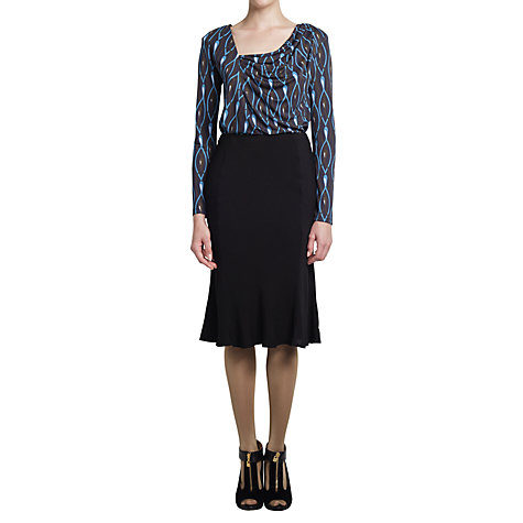Buy allegra by Allegra Hicks Daphne Top, Jewels Blue Online at johnlewis.com