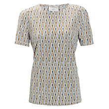 Buy allegra by Allegra Hicks Alaska Top, Jewels Ivory Online at johnlewis.com