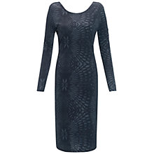 Buy allegra by Allegra Hicks Rosie Dress, Blossom Grey Online at johnlewis.com