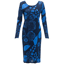 Buy allegra by Allegra Hicks Rosie Dress, Vine Midnight Online at johnlewis.com