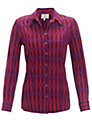 allegra by Allegra Hicks Holly Shirt, Butterfly Magenta