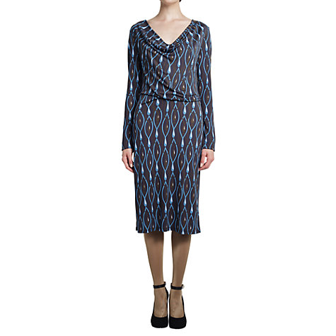 Buy allegra by Allegra Hicks Hazel Dress, Jewels Blue Online at johnlewis.com