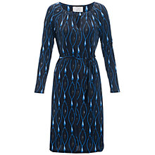 Buy allegra by Allegra Hicks Viola Dress, Jewels Blue Online at johnlewis.com