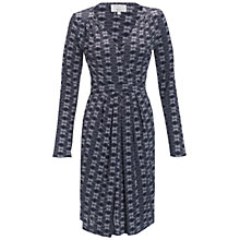 Buy allegra by Allegra Hicks Alba Dress, Butler Grey Online at johnlewis.com