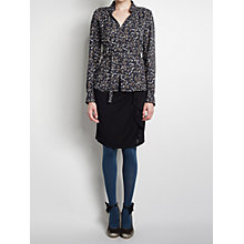 Buy allegra by Allegra Hicks Cypress Blouse, Mimosa Black Online at johnlewis.com