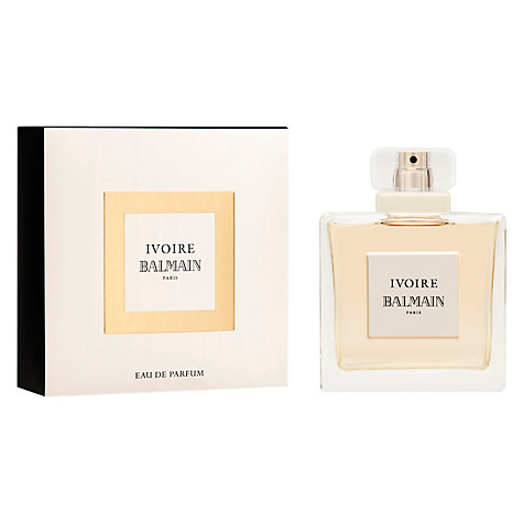 Buy Balmain Ivoire Eau de Parfum Online at johnlewis.com