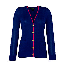 Buy Lauren by Ralph Lauren Lisinda Cardigan, Blue Online at johnlewis.com