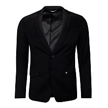 Buy Diesel Jilizia Jacket, Black Online at johnlewis.com