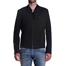 Buy Diesel Wechinopsis Jacket, Charcoal Online at johnlewis.com
