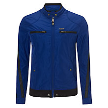 Buy Diesel Jeffir Biker Jacket Online at johnlewis.com