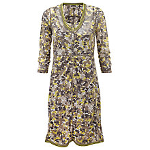 Buy Sandwich Flower Spot Print Dress, Spring Green Online at johnlewis.com